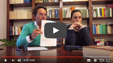 Indirizzo Presidenza Consiglio Dei Ministri by Comunicazione Dell Avv Frisani Sulla Nuova Iniziativa Di