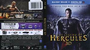The Legend Of Hercules Blu-Ray Cover & Label | Dvd Covers ...