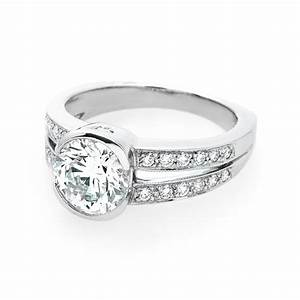 the rose of sharon engagement ring jm edwards jewelry With wedding rings raleigh nc