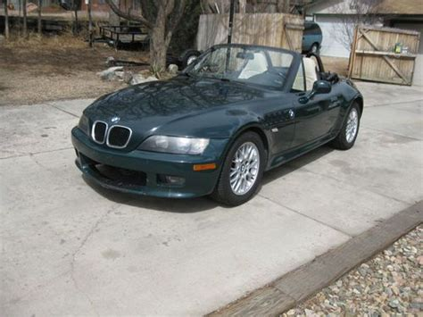 Sell Used 1999 Bmw Z3 Roadster Convertible 2-door 2.8l In