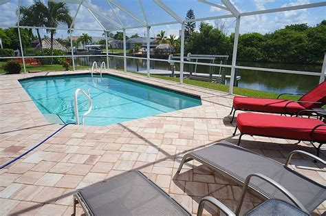 Vacation Rental Cape Coral With Boat by Blue Oasis Cape Coral Luxury Rentals Cape Coral