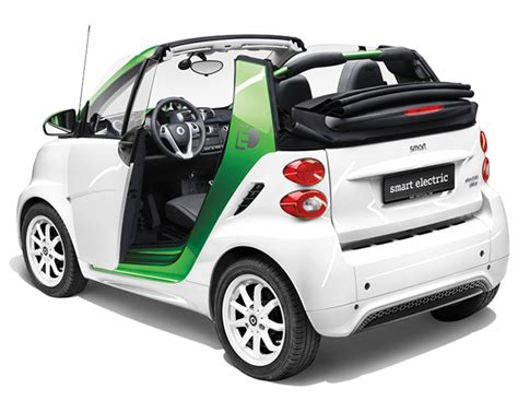 The 7 Exclusive Journal Smart Fortwo Electric Drive The