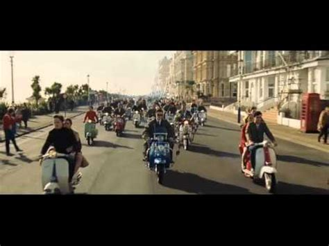 brighton rock  clip mods scooters youtube