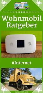 Wlan Im Wohnmobil : internet im wohnmobil wlan router f r unterwegs van ~ Jslefanu.com Haus und Dekorationen