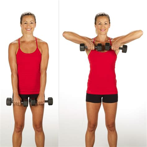 upright row exercises armpit fat lose fabulous