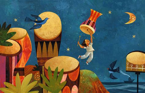 Drum Dream Girl | Rafael López