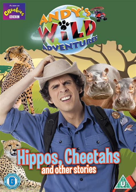 andys wild adventures hippos cheetahs