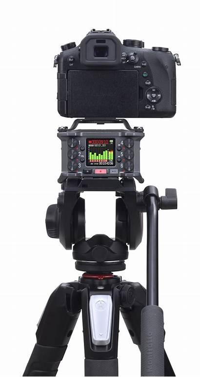 F6 Field Recorder Camera Cyfrowy Multitrack Rejestrator