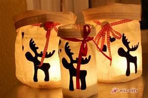 Windlichter Basteln Weihnachten : winter und weihnachten elch windlicht binenstich ~ Yasmunasinghe.com Haus und Dekorationen