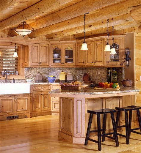 cabin kitchens ideas cabin kitchens log style