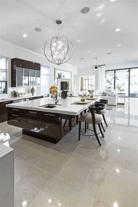 contemporary kitchen islands 25 best ideas about modern kitchen island on