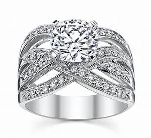 top 6 modern engagement rings for the quirky bride With robbins brothers wedding rings