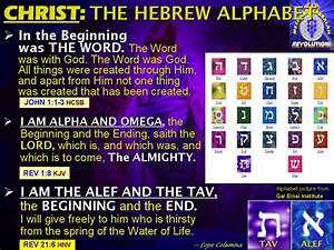 COLUMNA BITES OF WISDOM: Hebrew Aleph-Bet 2: JESUS CHRIST ...