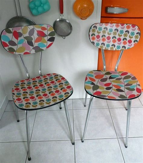 chaise en formica les 20 meilleures idées de la catégorie chaise formica sur