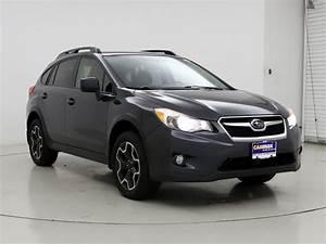 Used Subaru Xv Crosstrek With Manual Transmission For Sale