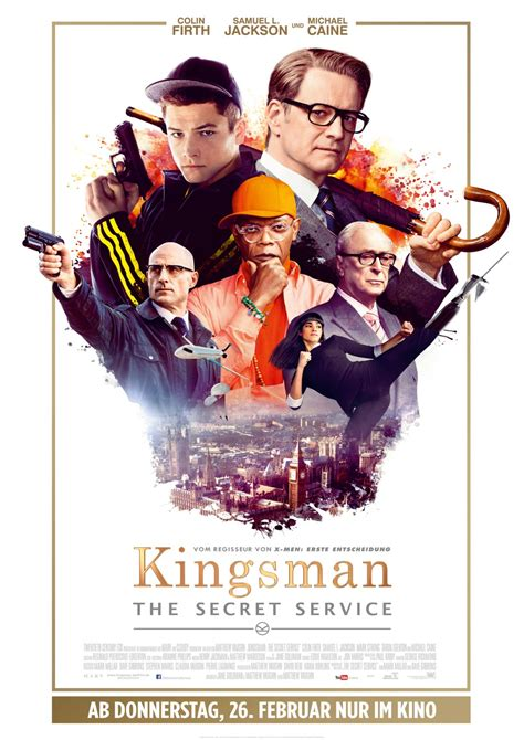 large posters kingsman the secret service 8 of 9 extra large movie