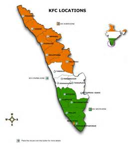 Kerala Map Picture