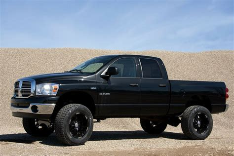 06 Dodge Ram 1500 by Zone 6 Quot Suspension Lift 06 08 Dodge Ram 1500 D4 Ebay
