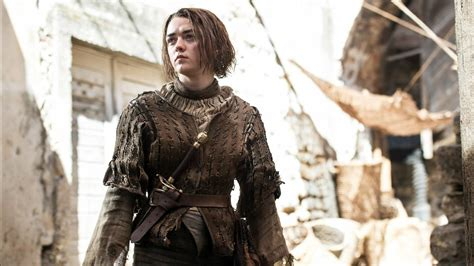 maisie williams  arya stark wallpapers hd wallpapers