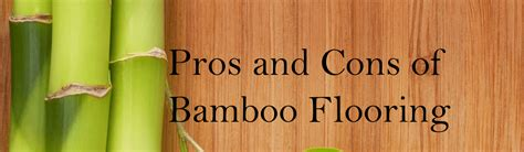 Pros And Cons Of Bamboo Top 10 Crucial Bamboo Flooring Pros And Cons Theflooringlady