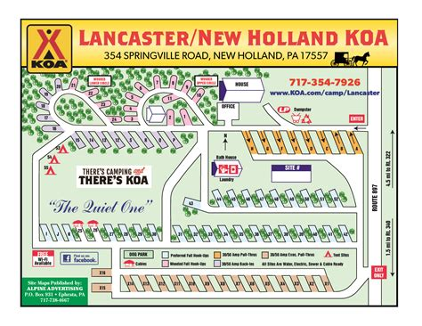 New Holland, Pennsylvania Campground  Lancaster  New