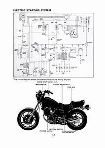 Yamaha Virago 250 Fuse Box   26 Wiring Diagram Images