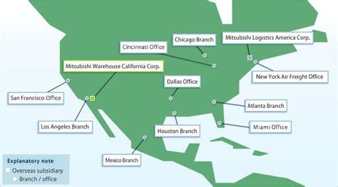 Mitsubishi Logistics America by America Logistics Service Mitsubishi Logistics