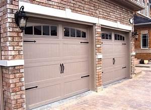 Carriage door in toronto at smart doors your carriage for Carriage style garage doors prices