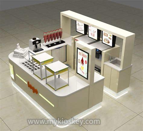 ft frozen yogurt kiosk juice bar counterjuice bar
