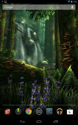 Download Free Forest Hd Android Mobile Phone Wallpaper
