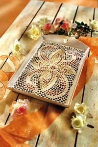 Mosaik Basteln Ideen : mosaik selber machen set mosaik selber machen tablett ~ Lizthompson.info Haus und Dekorationen