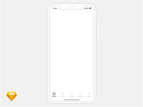 free iphone x wireframe template by fedza miralem dribbble dribbble