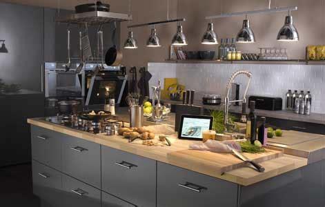 emploi cuisine suisse bien concevoir îlot de cuisine leroy merlin