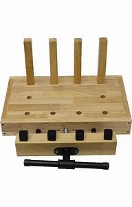 Etabli Pliant Avec Etau : tabli de monteur pliant bois 1200mm mobilier d 39 atelier ~ Premium-room.com Idées de Décoration