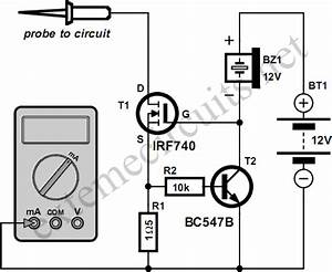 dmm fuse protector circuit diagram With electronic fuse circuit for power supply current electronic fuse power