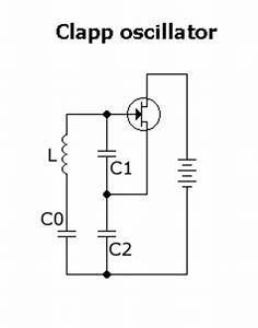 lc oscillators and their measurements With clapp oscillator