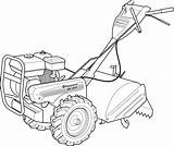 Lawn Mower Coloring Manufacture Pages sketch template