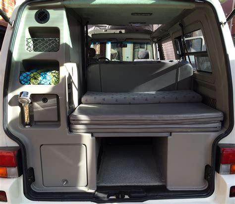 Rent a Volkswagen Eurovan Campervan   Rocky Mountain