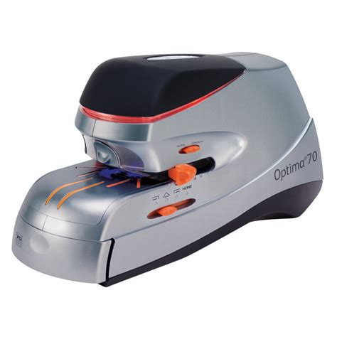 rexel products stapling electric optima 70 heavy