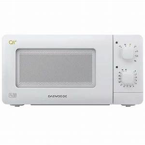 Daewoo Manual Control Microwave Oven Qt1