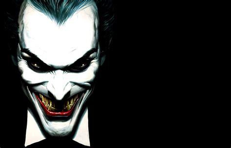 evil joker wallpaper  wallpapersafari