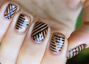 Cute striped nail designs to try now