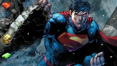 Superman Theme Wallpapers Windows Dc Comics Icon
