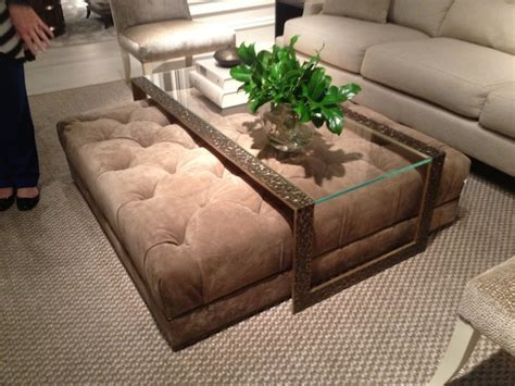 coffee table with ottomans underneath garden home coffee