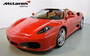 2007 Ferrari F430 Spider For Sale In Norwell  Ma 155261
