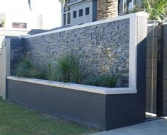 love  entrance design front yard privacy fence landscape design modern fence design