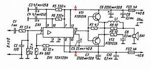 Tda7294 Upgrading Output Power Power Transistor Supplement