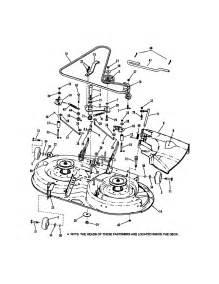 yardman 46 deck belt diagram free wiring diagram images