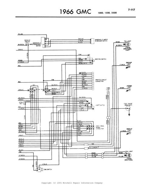 63 Chevy Headlight Switch Wiring Diagram by 63 Chevy Truck Turn Signal On A 66 Gmc 1 2 Truck Which