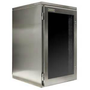 Armoire Rack Informatique by Waterproof Rack Mount Cabinet Nema 4x Protection For